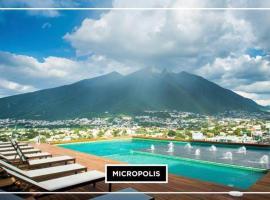 Micropolis Residencial Dpto. 1205, Monterrey