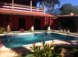 Hostel Casa da Praia, Caraguatatuba