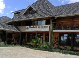 Hotel Bisons, Nakuru