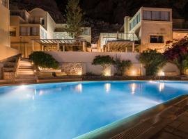 Antinea Suites Hotel & Spa, Kamaris