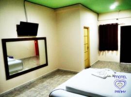 Motel y Hospedaje Panky, Encarnación