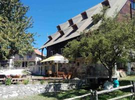 Guesthouse Vuica Martic, Plav