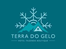 Hotel Fazenda Boutique Terra do Gelo, Bom Jardim da Serra