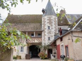 Closerie de Chambord, Saint-Dyé-sur-Loire