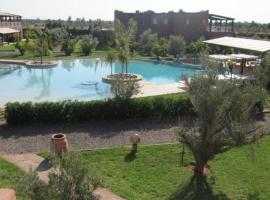 Villa et Appartements Résidence Habiba, Marakéš