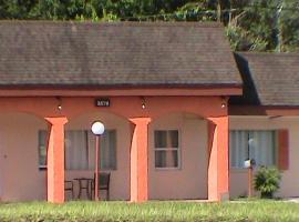 At Home Express Tangerine Inn, De Land