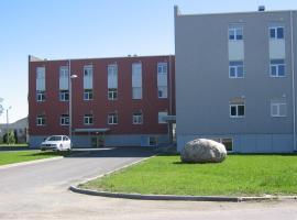 Haapsalu Kutsehariduskeskuse hostel, Haapsalu