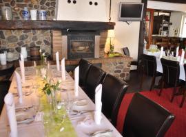 Gasthaus Zur Rebe, Mehring