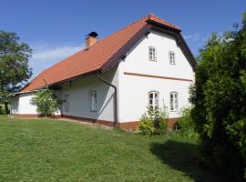 One-Bedroom House in Mytka I, Čejkovice