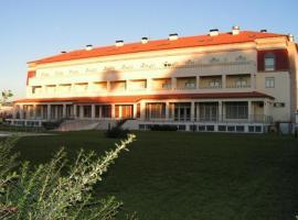 Fundao Palace Hotel, Fundão
