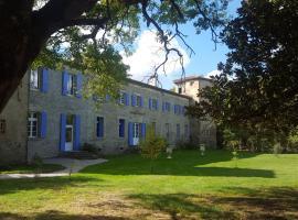 Château de Verdalle, Verdalle