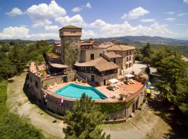 Relais Il Canalicchio Country Resort & SPA, Canalicchio