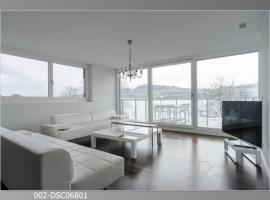 Gorgeous Penthouse at Zurich Lake, Stäfa