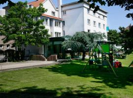 Parkhotel, De Panne