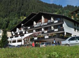 Hotel Daneu, Gaschurn