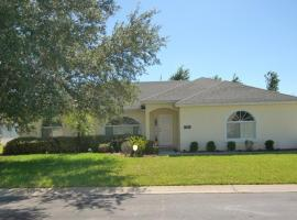 Vacation Rental Home in Community of Paradise Woods, Davenport
