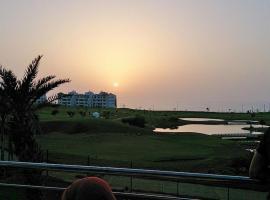 Appartement vue sur mer et Golf à Asilah Marina Golf, Asilah