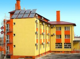Hotel Nakra, Radnevo