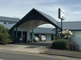 ASURE Cooks Gardens Motor Lodge, Whanganui