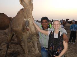 Hotel Deep Mahal, Jaisalmer
