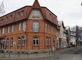 Hotel Drei Rosen, Worbis