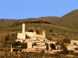 Borgo Lizori, Campello sul Clitunno