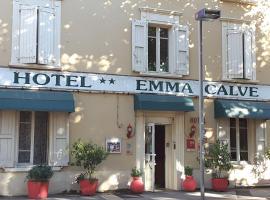 Hotel Emma Calve, Millau