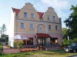 Hotel E-lektor, Morąg