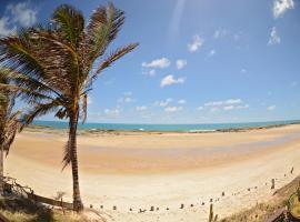 Pousada Dos Peixes, Barra do Cunhau