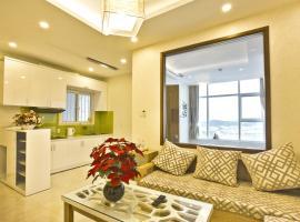 Alpha Ocean View Apartment
