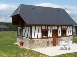 Gîte des Tourterelles, Marais-Vernier