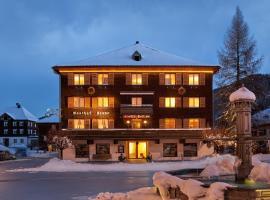 Hotel Gasthof Krone, Hittisau