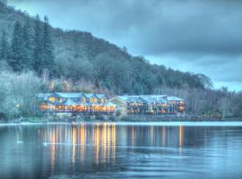 The Lodge On Loch Lomond Hotel