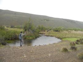 Piuke Mapu Patagonia Hostel, Cholila
