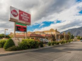 Best Western Plus Sunrise Inn, Osoyoos