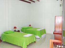 Alojamiento El Mirador, Tarapoto