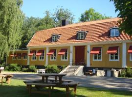 Södra Hoka Kursgård, Asarum
