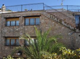 Casa el Pajar, Castelserás