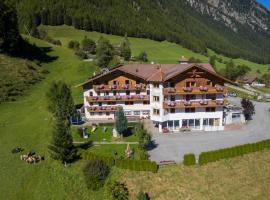 Hotel Kaserhof, Valles