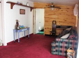 Clayborn Cabin, Blanding