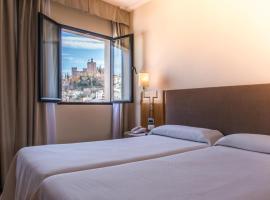 잉글라테라 호텔