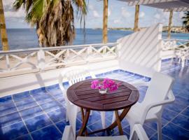 Marazul Ocean Front Apartment, Sabana Westpunt