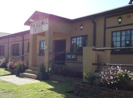 The Old Mill Hotel, Machadodorp