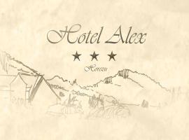 Hotel Alex, Horezu