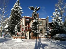 Tyrolean Lodge, Aspen