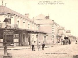 Hotel de la gare, Château-du-Loir