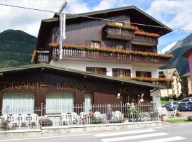 Hotel Mignon, Ponte di Legno