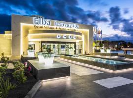 Elba Premium Suites - Adults Only, Playa Blanca