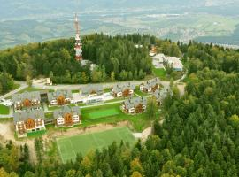 Resort Bolfenk, Hočko Pohorje