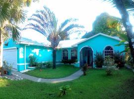 Casa Celeste Del Golfo Dulce, Puerto Jiménez